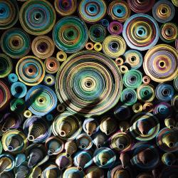 هنر،خطاطی،عشق،هدیه،هنر ایرانی،کاغذ رنگی