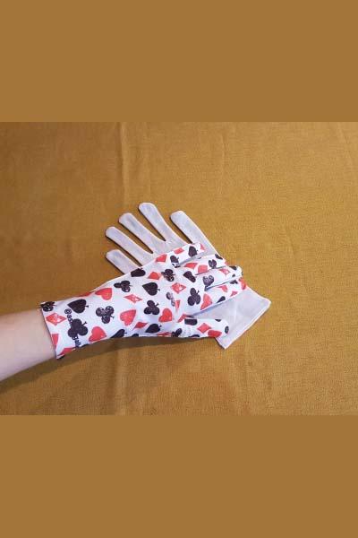 دستکش نخی