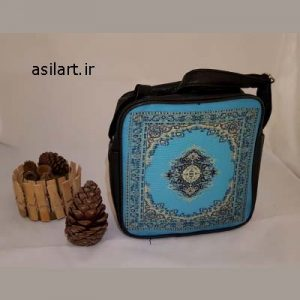 کیف دوشی مربعی سنتی